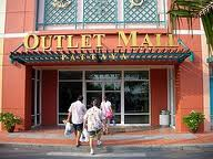 outlet mall south